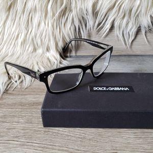 DOLCE & GABBANA - Glasses & case